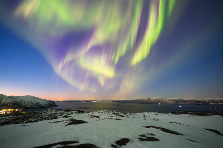 Facts about the aurora