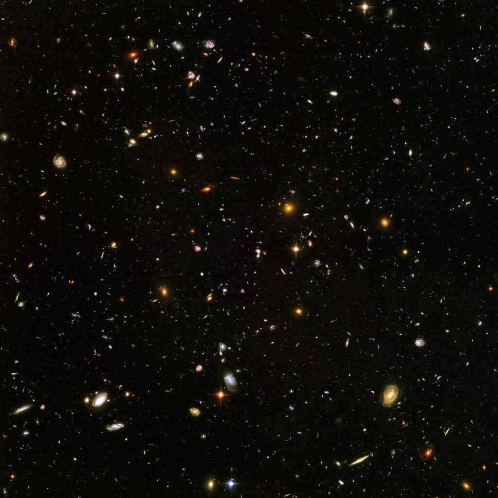 30 years of hubble