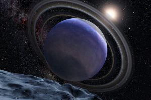 Nasa spots habitable earth